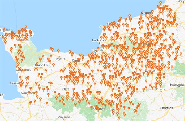Plus de 1000 élus référents forêt-bois en Normandie
